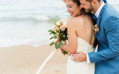 Wil jij trouwen op het strand? Met deze tips wordt het een succes!