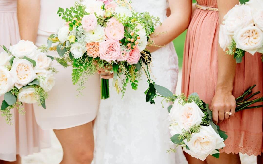 Zó kiezen jullie de beste bloemen voor jouw bruiloft