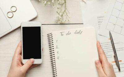 Bespaar tijd tijdens het plannen van jullie bruiloft met deze 4 tips