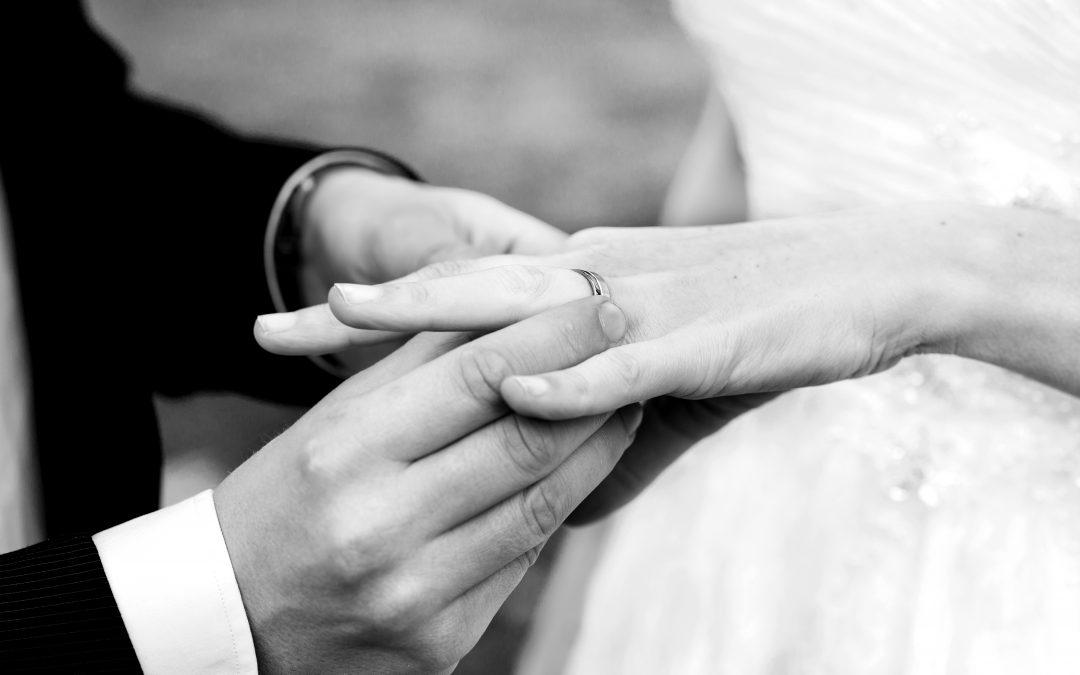 Het huwelijksaanzoek